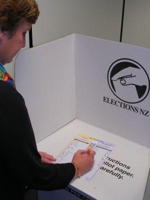 Krysia - voting