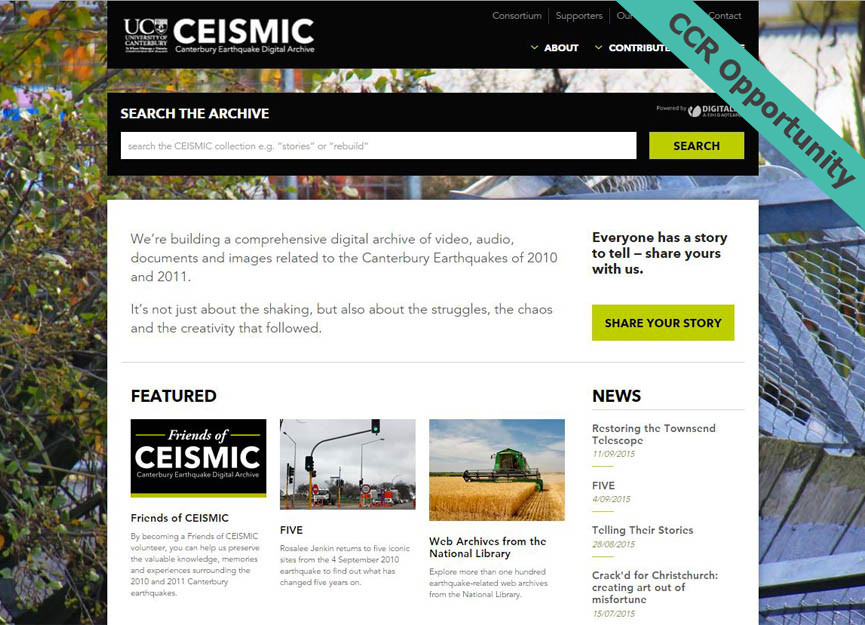 CEISMIC_projects